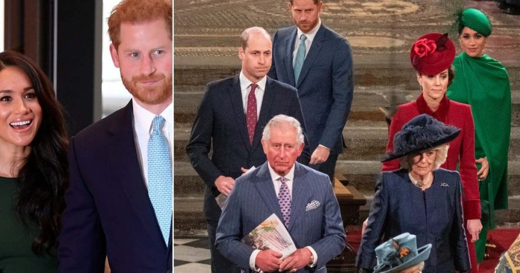 Prince Harry almost stands at the ball in the British royal family, serving it in public!  - Metropole