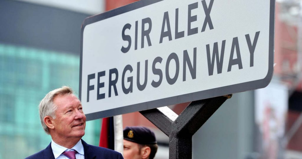 Sir Alex Ferguson is the best coach of all time