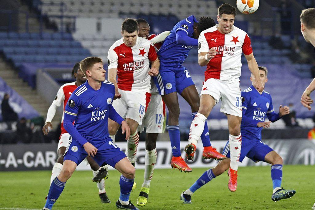 Slavia Praha managed to win in England
