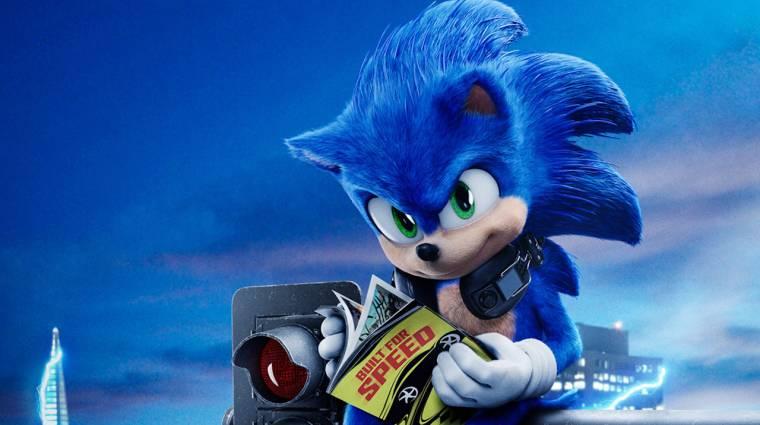 Sonic the Hedgehog sorozatot is készít a Netflix bevezetőkép