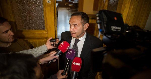 Tamas Giarvas and Tamas Portek were confronted in court