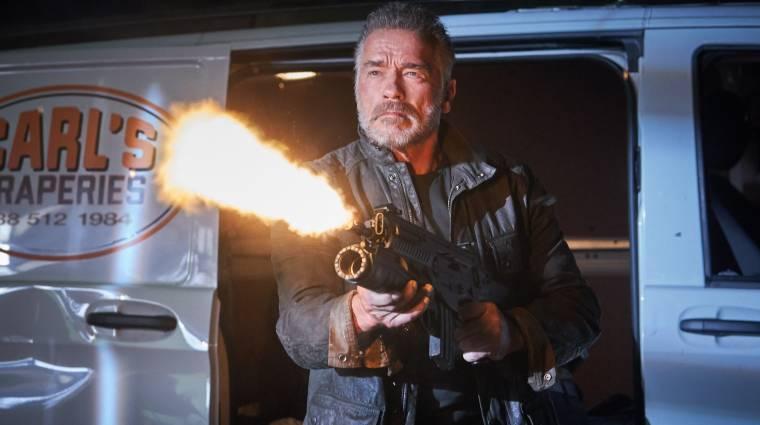 Terminator animét rendelt be a Netflix bevezetőkép