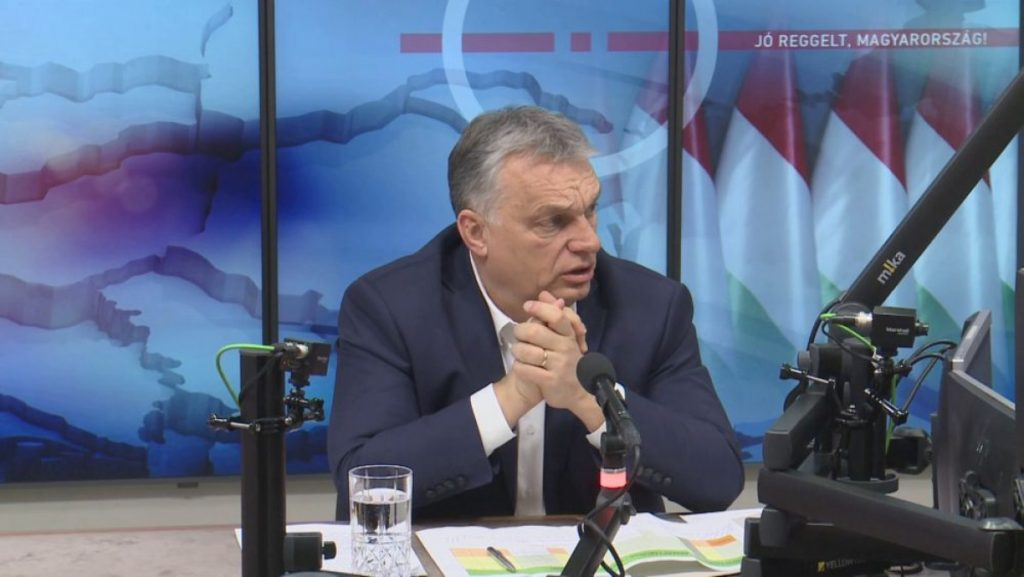 Viktor Orban ordered an increase in the level of preparedness in hospitals
