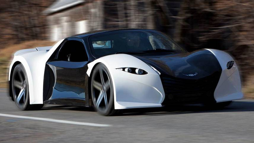 Total Car - magazine - Canadian supercar goes into production