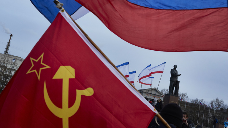 Biden: Moscow is responsible for annexing Crimea