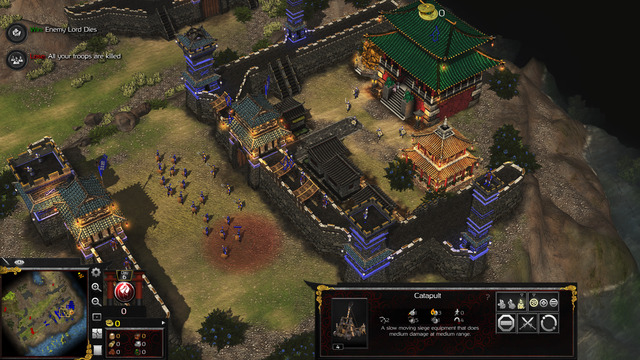 Stronghold: The Warlords' Test - the ancient rice-infused recipe