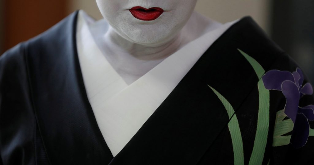 Index - Large Image - Coronavirus can completely eliminate geisha