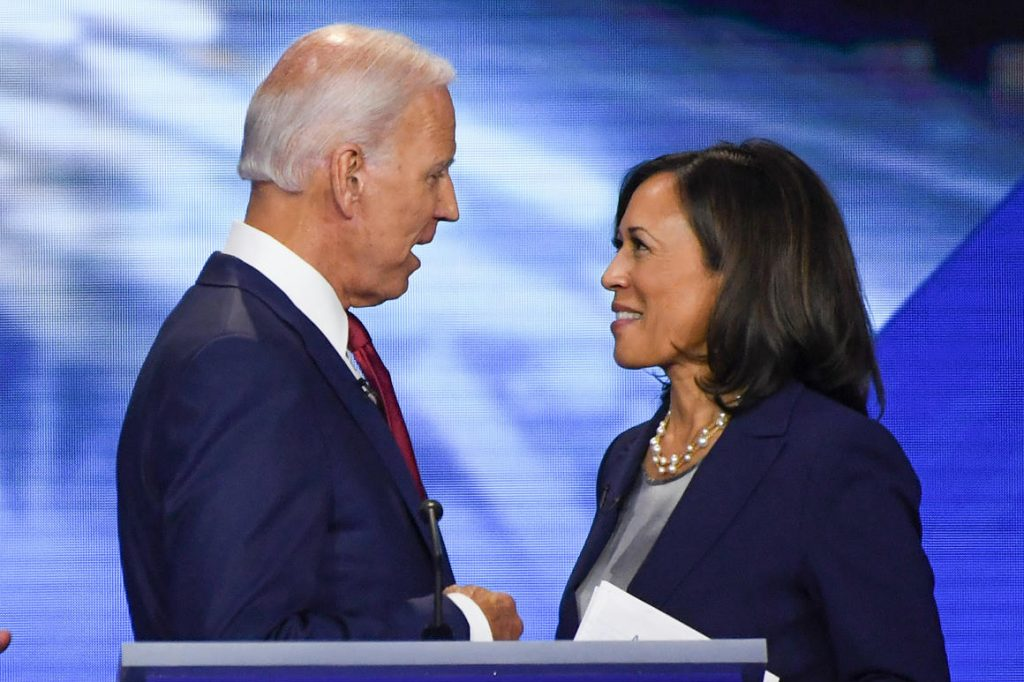 Joe Biden did it: He managed not to cover up his election to the vice presidency