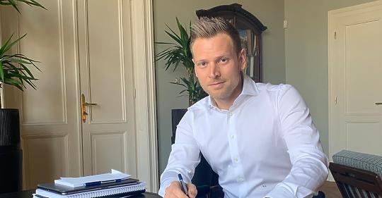 István Tiborcz is also desirable for luxury apartments