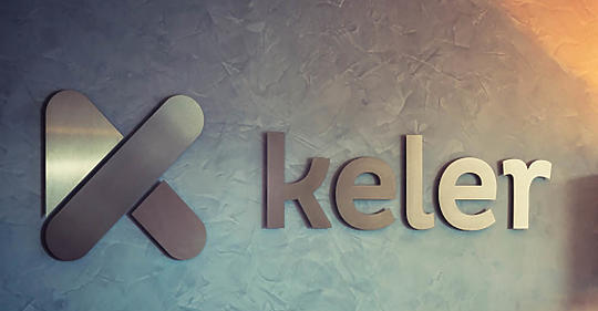 The new CEO is at the helm of Keler