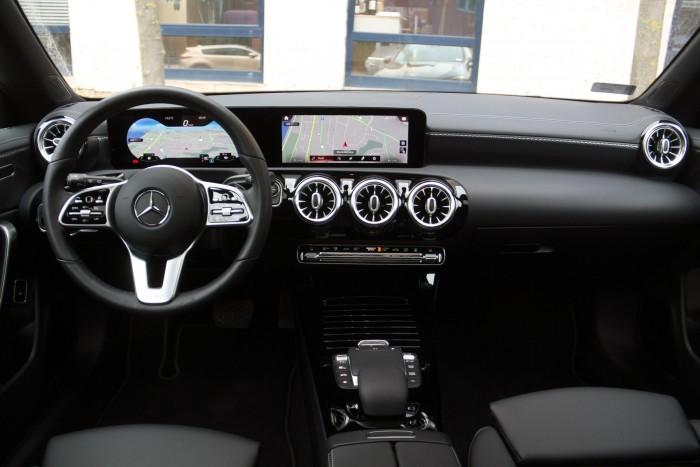 Mercedes CLA 250e - asterisk: Mosul 13