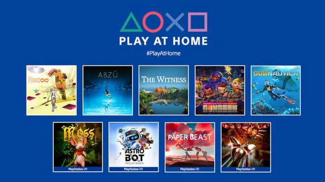 Sony will be introducing ten more PlayStation 4 games as gifts in the coming weeks