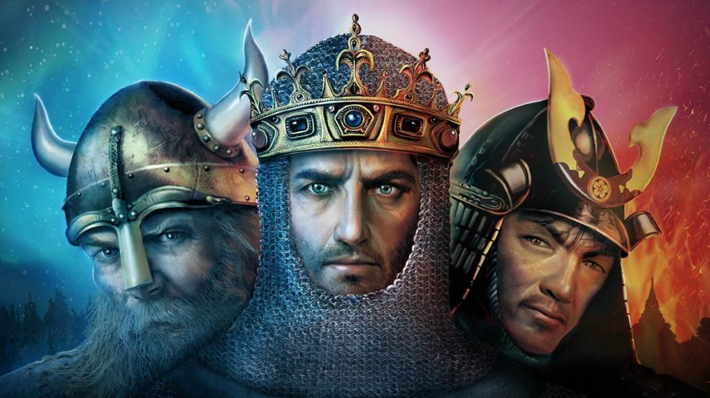 They will soon be showing the gameplay in Age of Empires 4