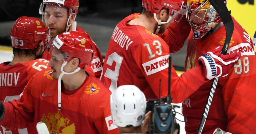 Hockey World Cup: Russian semi-finals;  Crazy Canadian hair