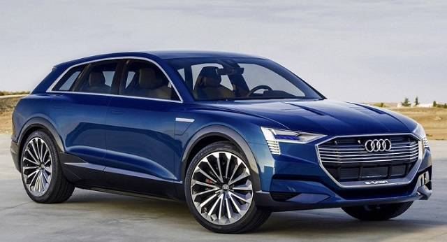Totalcar - magazine - the electric brother of the Porsche Macan Audi is coming
