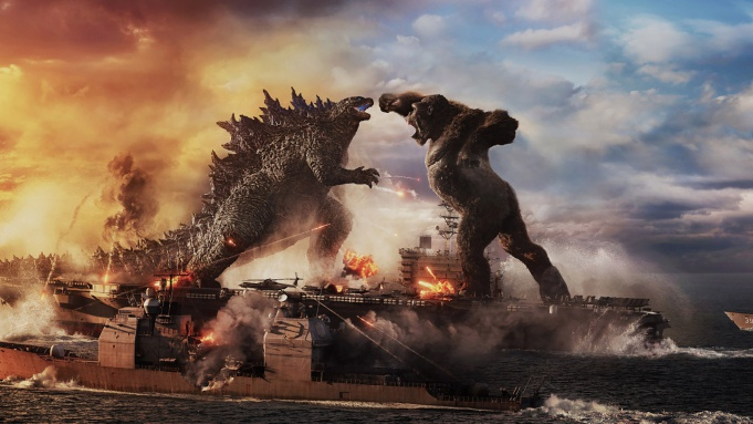 In the all-new preview against Godzilla Kong, the wrestling continues even underwater and the guest character is finally seen!