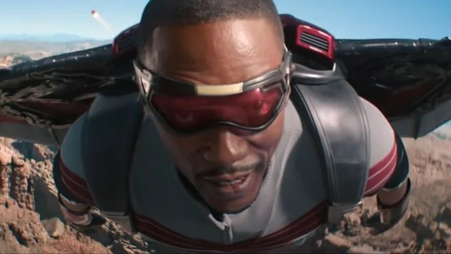 Anthony Mackie had a very specific request regarding the Falcon and the Winter Soldier, which never materialized