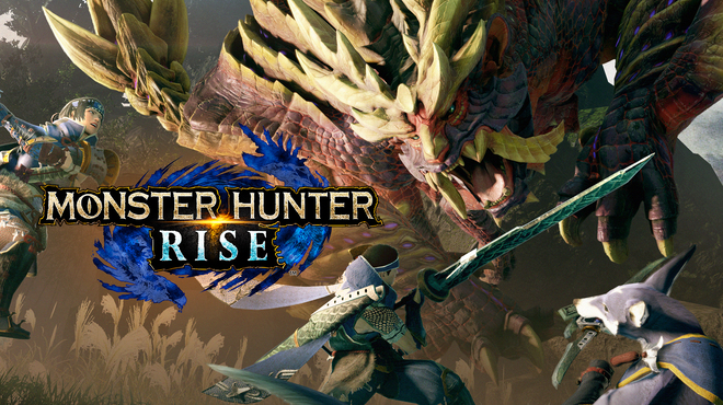 What do the Monster Hunter Rise scores show?