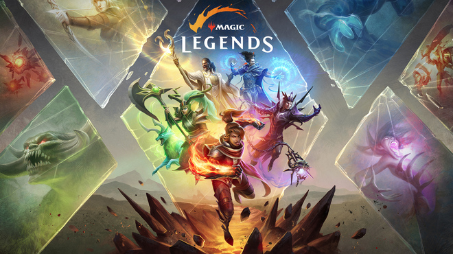 Magic: Legends Open Beta has begun