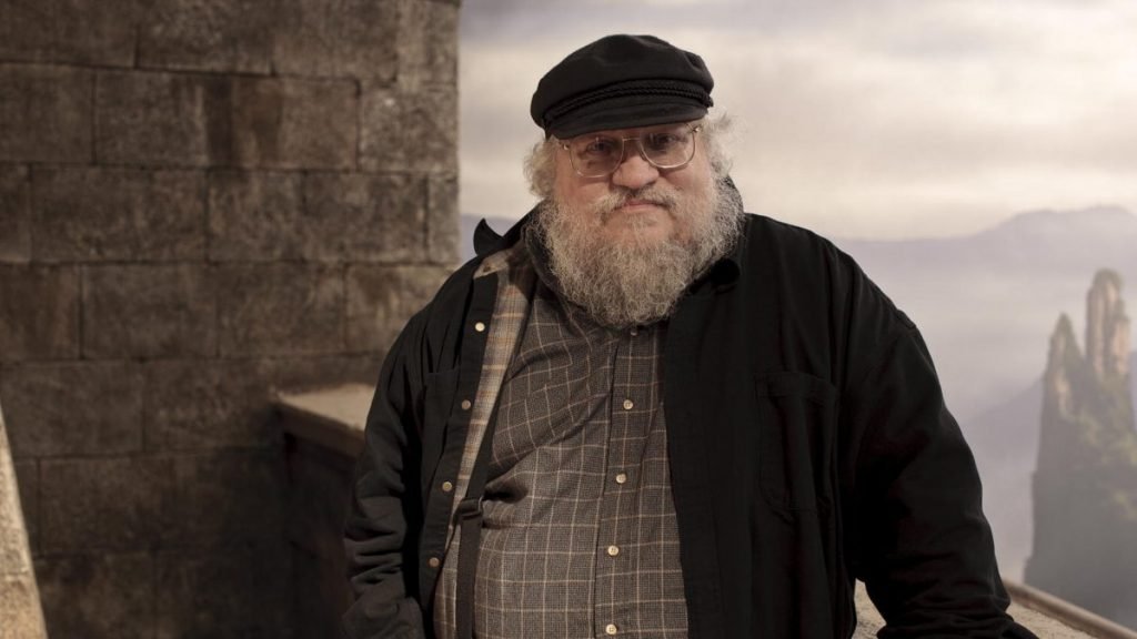 George R.R. Martin has a massive five-year, eight-digit contract with HBO