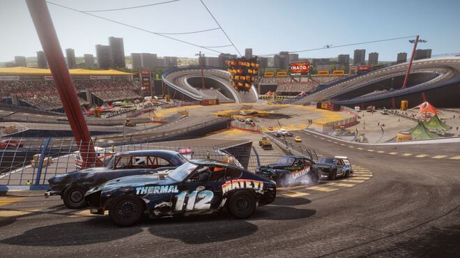 Wreckfest is on its way to the PS5, but not everyone will be thrilled about it