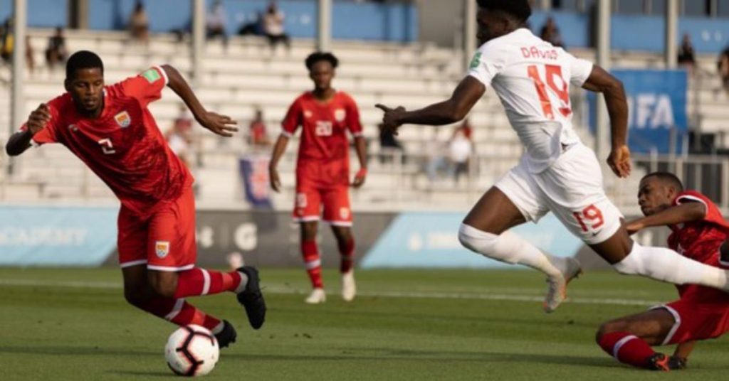World Cup 2022: Canada's record victory over the Cayman Islands