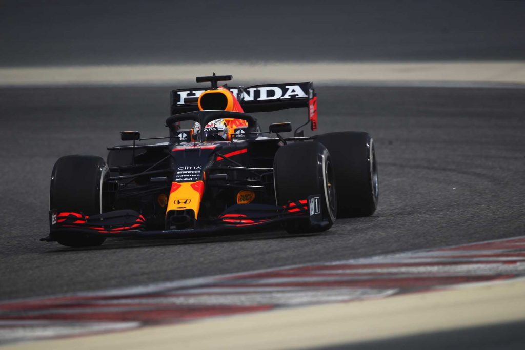 1st place in Bahrain, but not really happy with it - F1VILÁG.HU