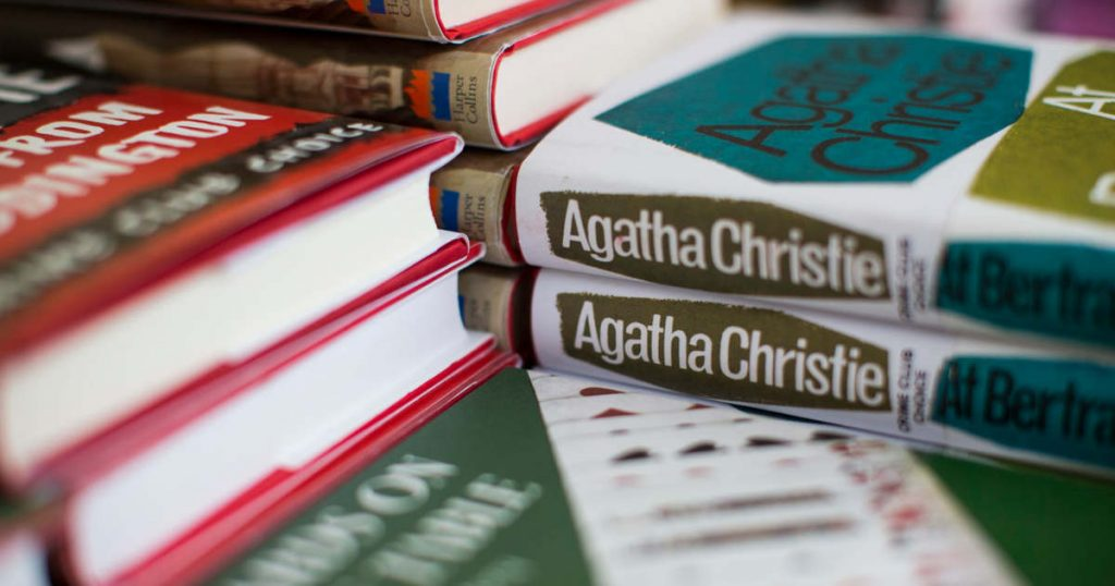 All negro words disappear from Agatha Christie's murder
