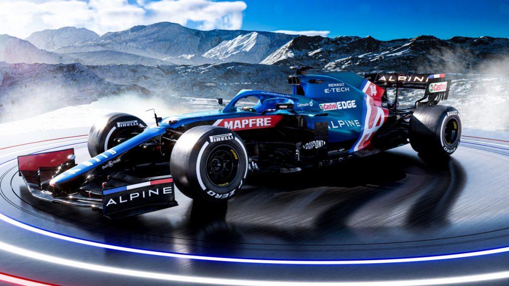 Bemutatták a nagy visszatérő Alonso F1-es kocsiját
