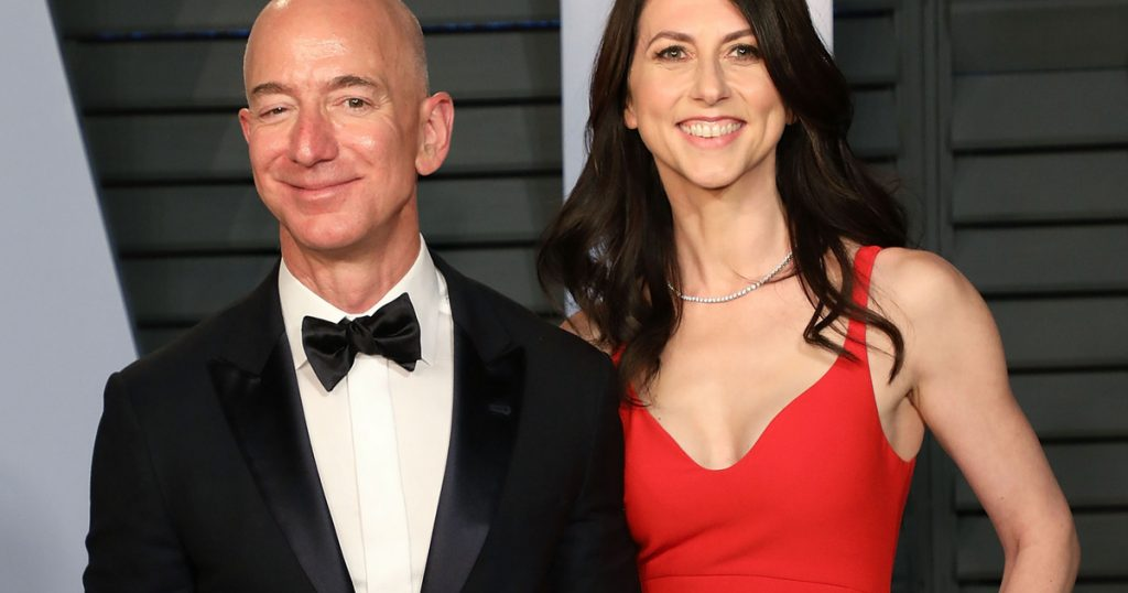 Index - Abroad - Married Ex-Wife of Jeff Bezos