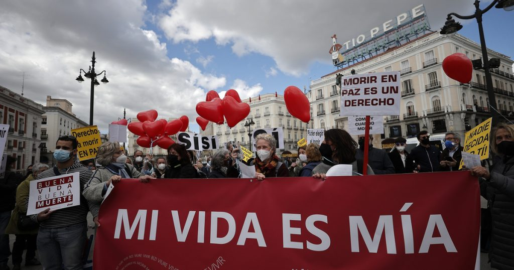 Index - Abroad - Today, euthanasia is legal in Spain