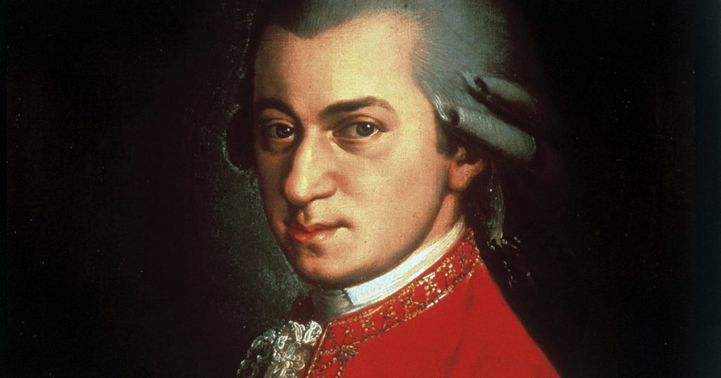 Index - Culture - Sunday on the Mozart Index