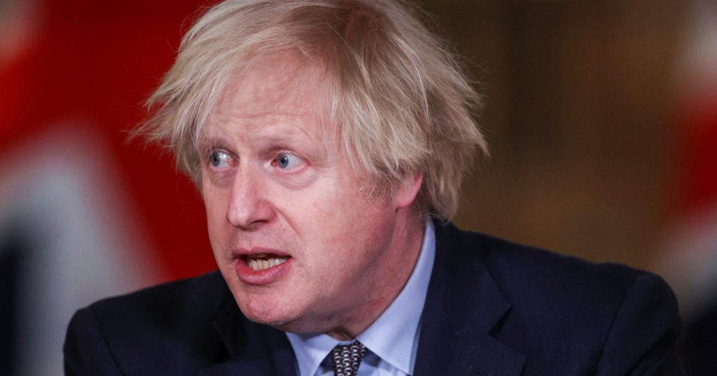 Index - Outside - Johnson: The success of vaccination is due to greed and capitalism