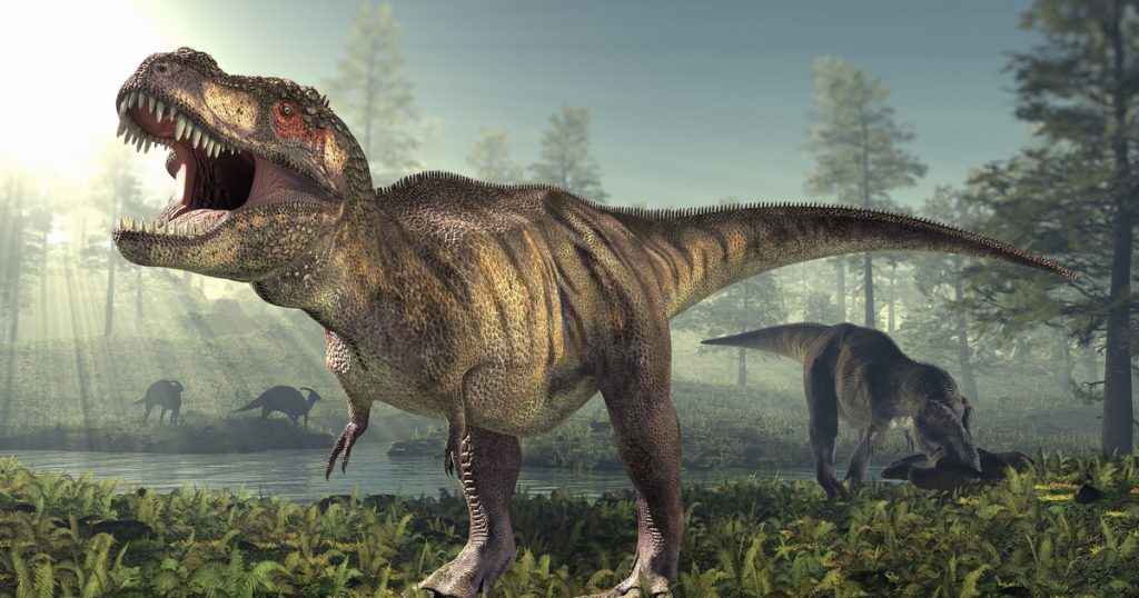 Index - Science of Technology - Domineering Teen Lizards brutally exterminate medium-sized dinosaurs