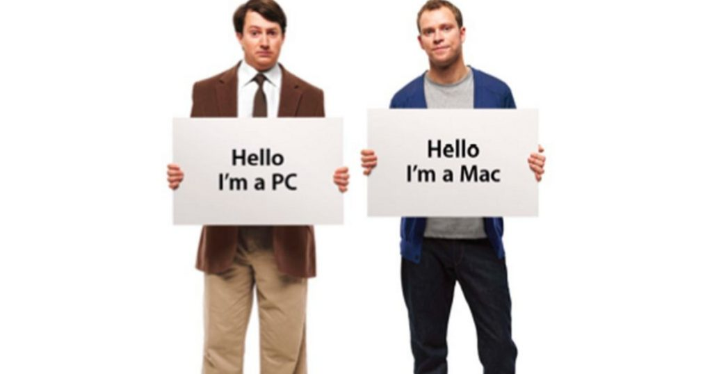 "Index - Tech-Science - Intel announces ""I'm a Mac"" man"