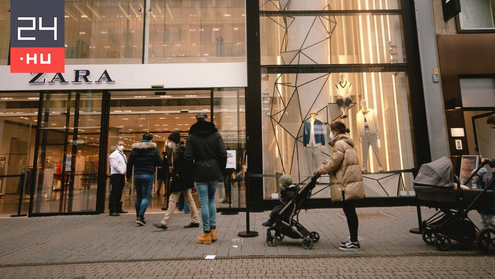 Profits for Zara, Bershka, and Pull & Bear owners are down drastically