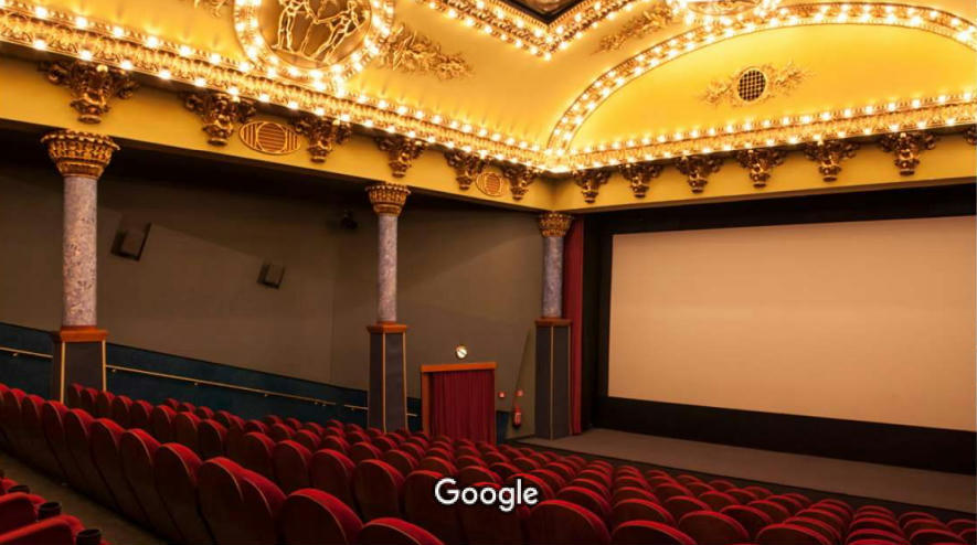 Pushkin is included in the list of the most beautiful cinemas in the world