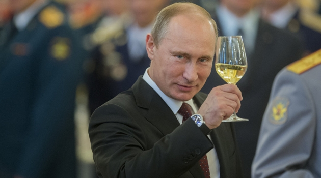 Putin will make the Internet a peaceful place