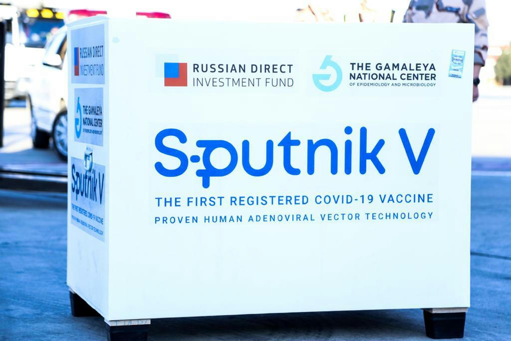Slovakia took 2 million doses of Sputnik Vt