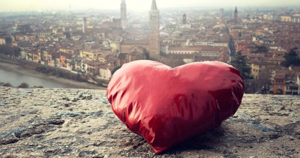 The Hungarians ruthlessly spent money on Valentine's Day last year