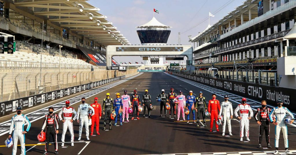 The location for the opening race for the Formula 1 season has been changed