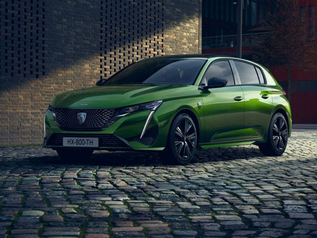 Total Car - Magazine - There will also be an electric version of the Peugeot 308 and Opel Astra