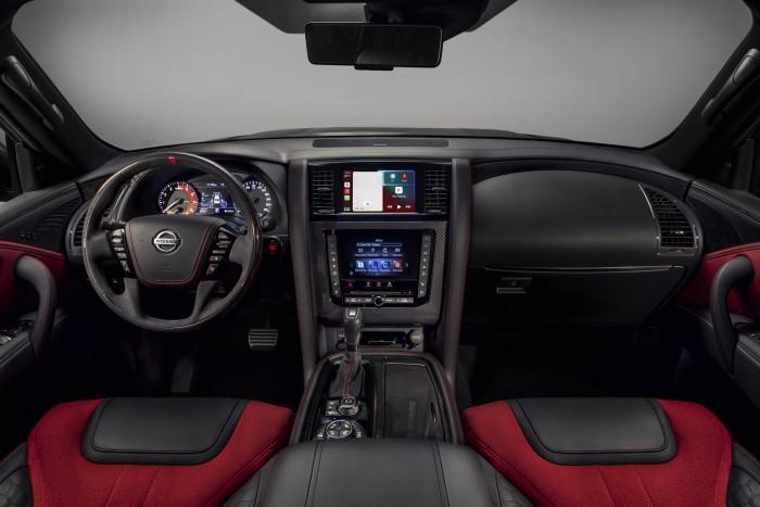 The Nissan Patrol 3 got a massive 482-horsepower V8