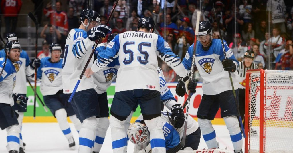Hockey World Cup: The Finns bid farewell to the Russians after the defending champions