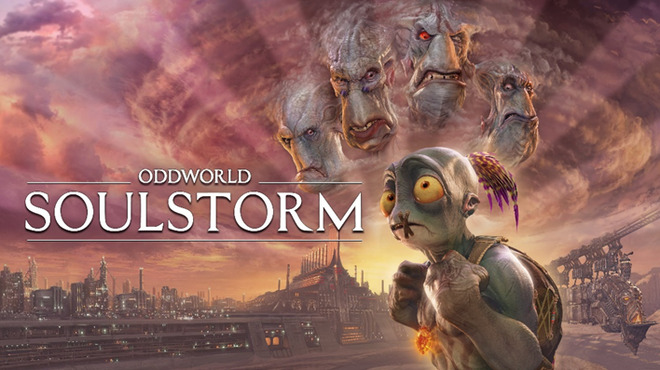 Oddworld: Soulstorm - PlayDome is an online gaming magazine