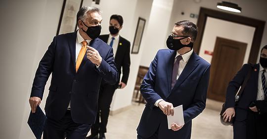 The Polish press is drifting towards Orban's model