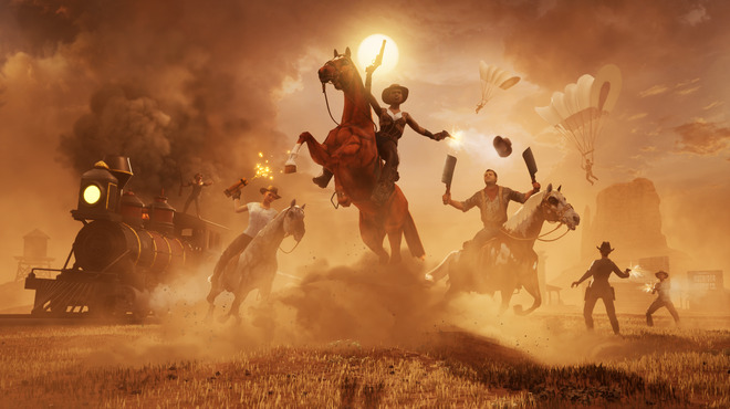 Wild West Battle Royale will be GRIT