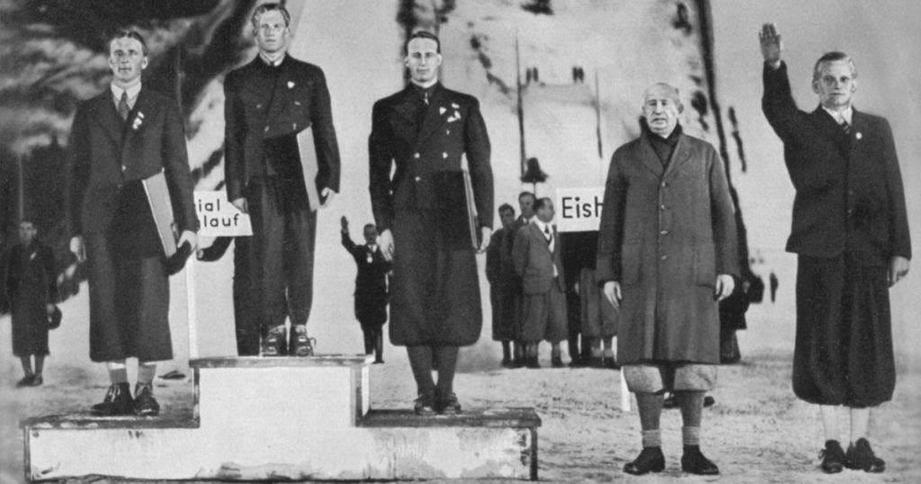 Index - Sport - The Nazis organized an excellent Olympic Games