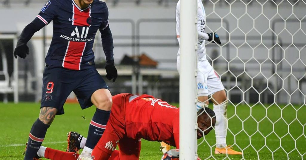 Icardi was the leader, and for the tenth time Paris Saint-Germain was a Trojan horse