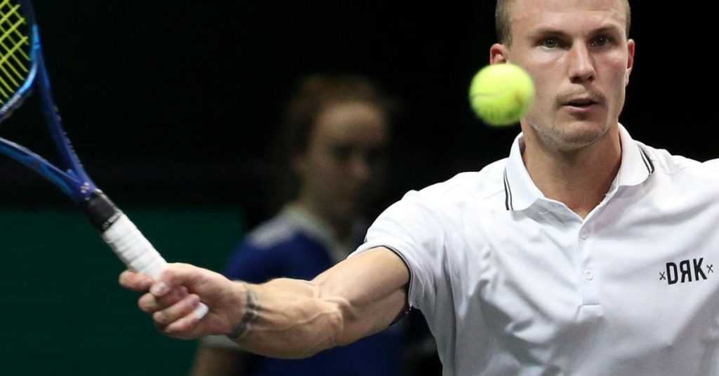 Tennis: It follows a completely different type of match - Fucsovics